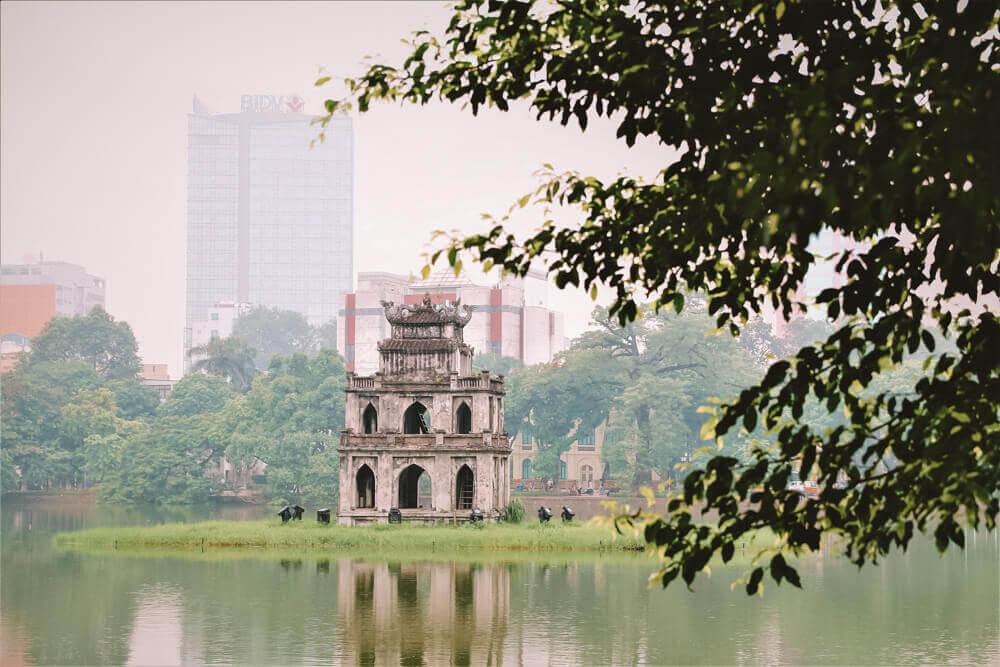 Sword lake for Free things to do in Hanoi, Vietnam