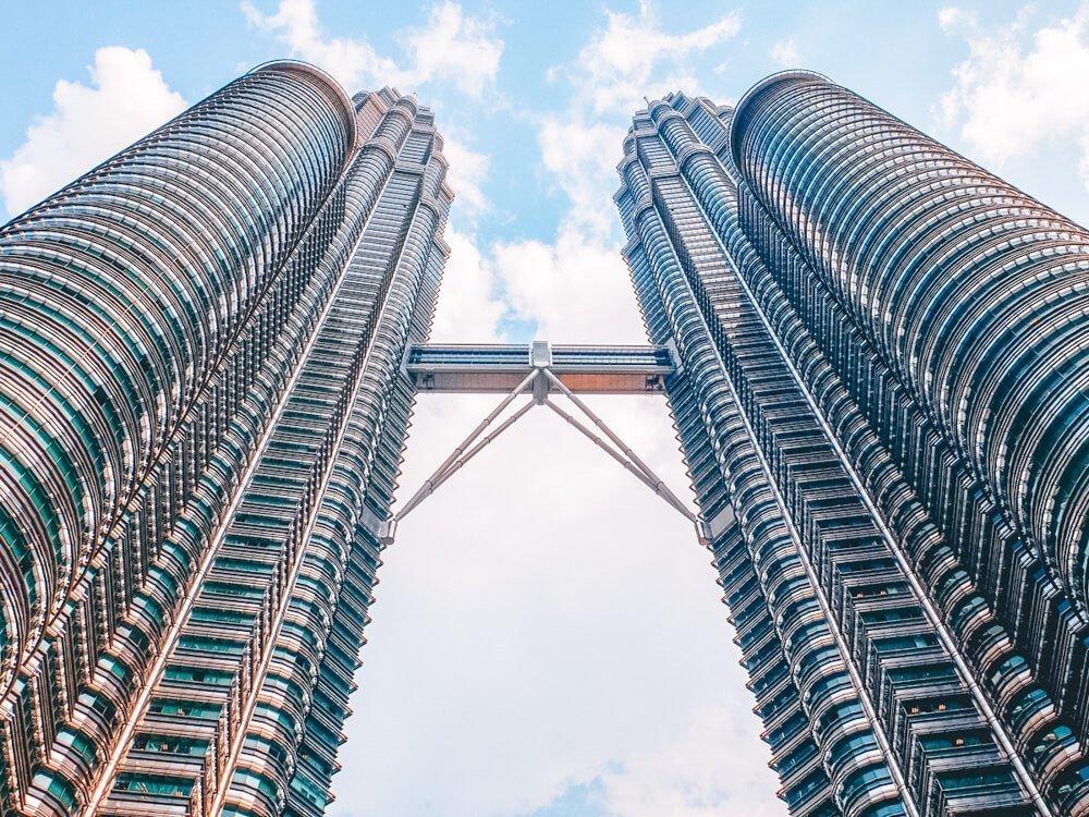 Petronas Towers for 3 day itinerary Kuala Lumpur, Malaysia and Kuala Lumpur 1 day itinerary