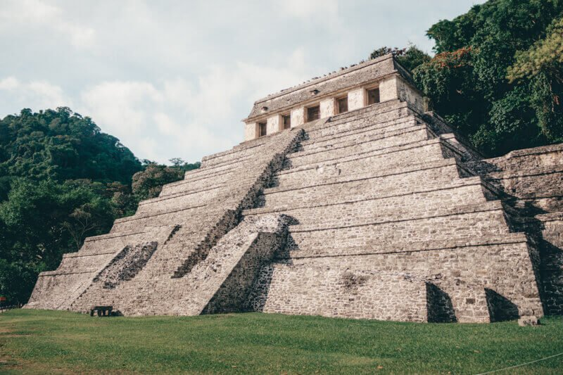 Palenque Ruins - Driving in Mexico Road Trip