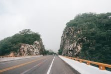 The roads near San Cristoal de las Casas - Driving in Mexico Road Trip