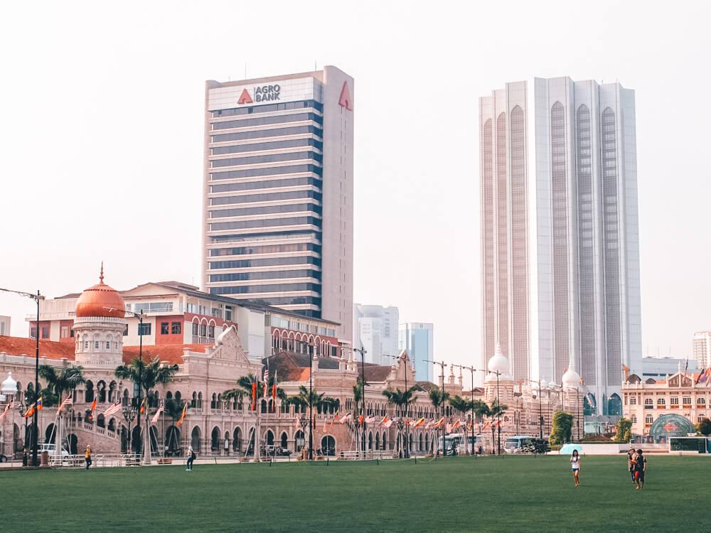 Free Walking tour Kuala Lumpur for 3 day itinerary Kuala Lumpur, Malaysia and Kuala Lumpur 1 day itinerary