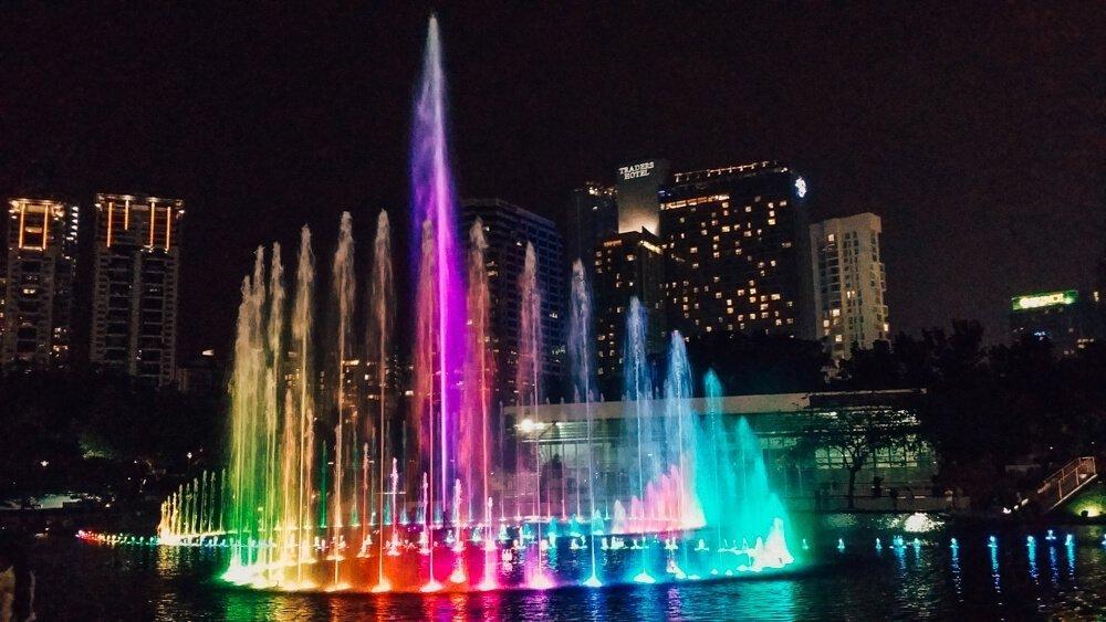 Laky Sumphony for 3 day itinerary Kuala Lumpur, Malaysia and Kuala Lumpur 1 day itinerary