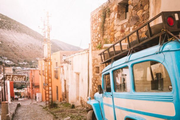 Real de Catorce - Driving in Mexico Road Trip