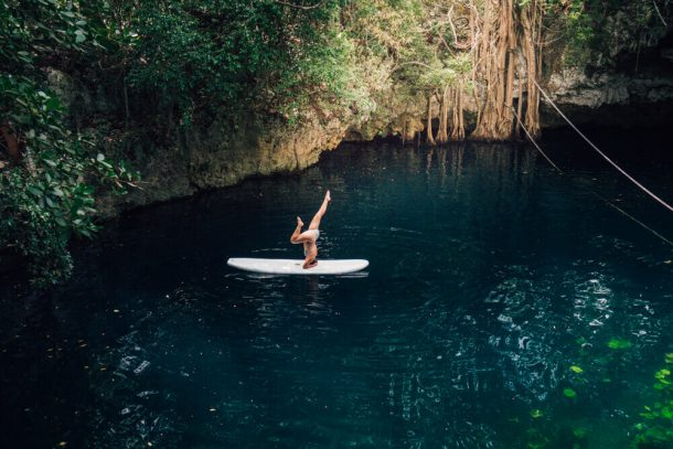 Cenote Verde Lucero for Best Riviera Maya Cenotes