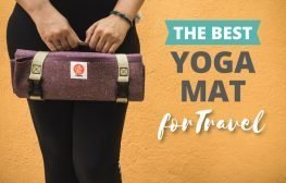 Is this the best yoga mat for travel? We Review