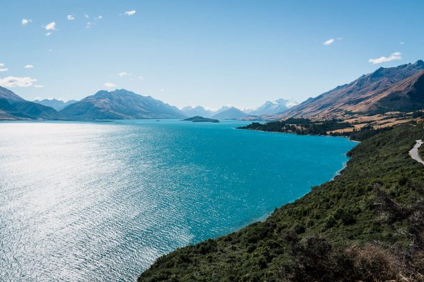 Bennetts Bluff lookout for Free Things to do in Queenstown NZ
