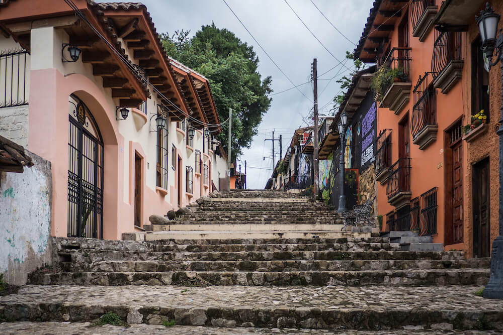 San Cristobal de las Casas houses for Planning a trip to Mexico on a budget