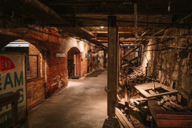 Underground Seattle Tour for 3 days in Seattle itinerary