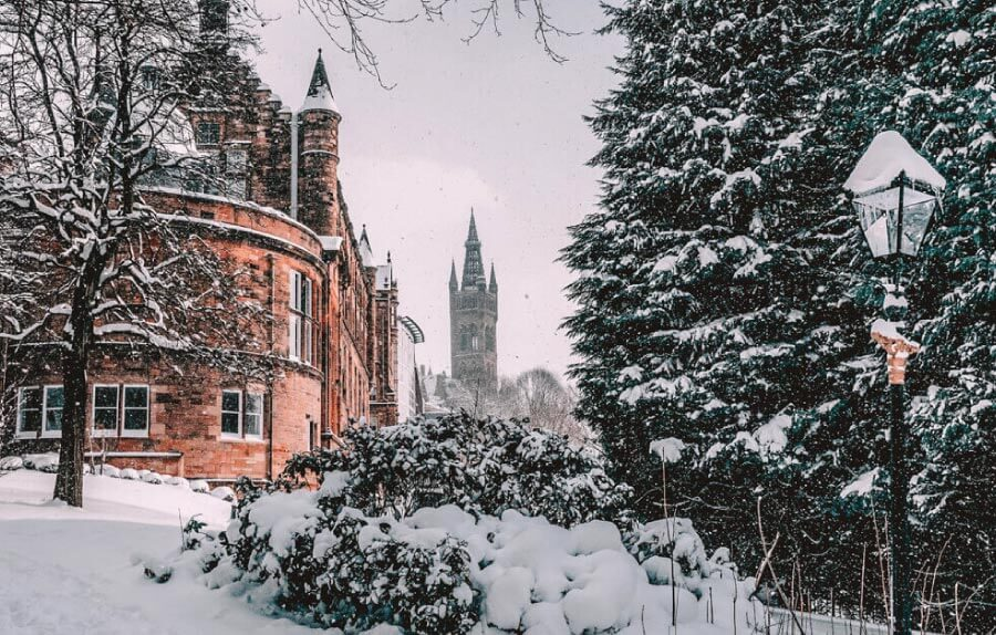 University of Glasgow for Free things to do in Glasgow, Scotland, UK