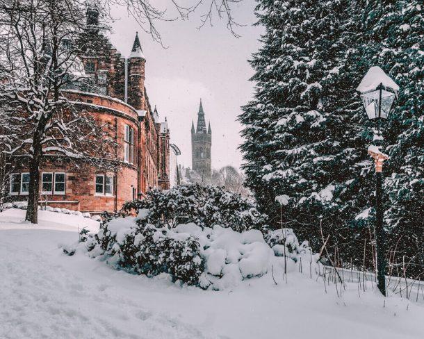 University of Glasgow Free things to do in Glasgow, Scotland, UK
