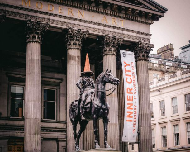 Gallery of Modern Art Glasgow for Free things to do in Glasgow, Scotland, UK