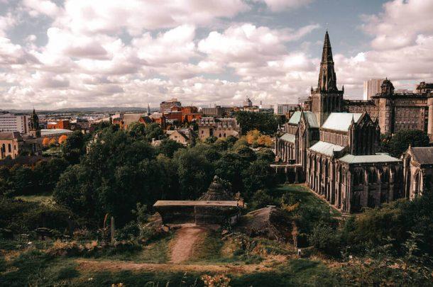 Glasgow church for Free things to do in Glasgow, Scotland, UK