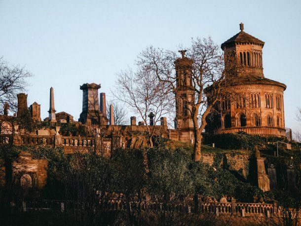 Glasgow necropolis for Free things to do in Glasgow, Scotland, UK