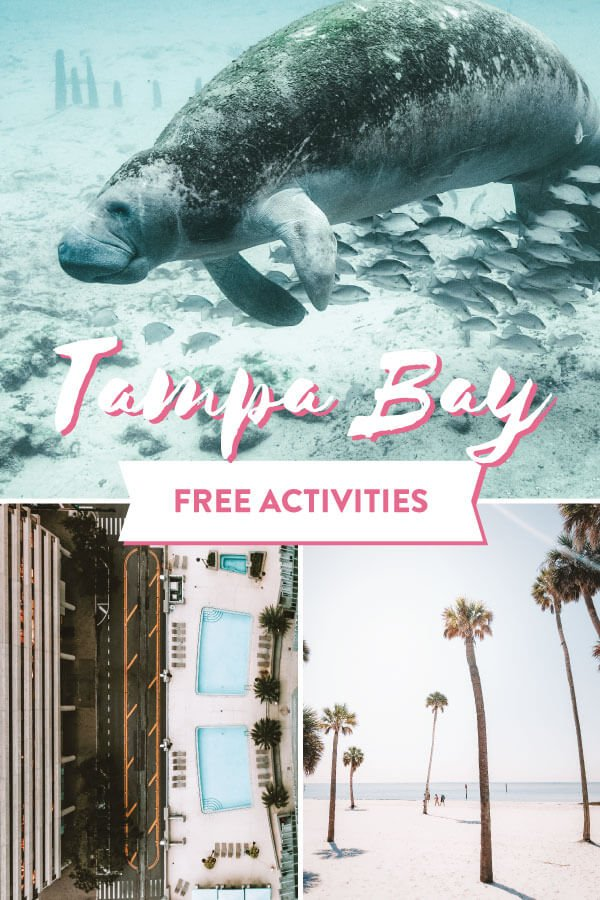 Pin for Fun Free Things to do in Tampa, Florida