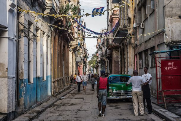 Cuba attractions Old Havana