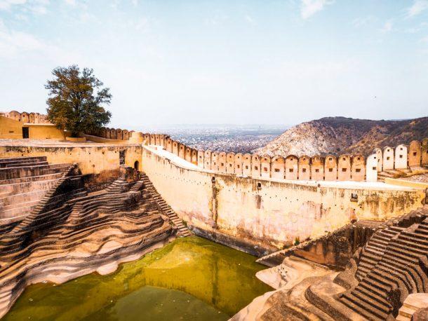 Nahargargh Fort for Jaipur Itinerary 3 days in Jaipur