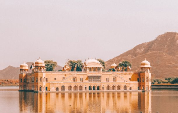 Jalmahl Water Palace for Jaipur Itinerary 3 days in Jaipur