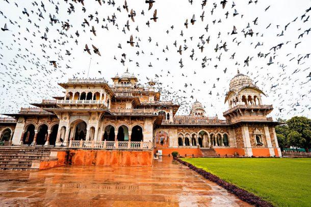 Albert Hall Museum for Jaipur Itinerary 3 days in Jaipur