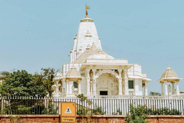 Birla Mandir Temple for Jaipur Itinerary 3 days in Jaipur