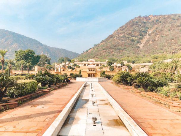 Sisodia Garden for Jaipur Itinerary 3 days in Jaipur