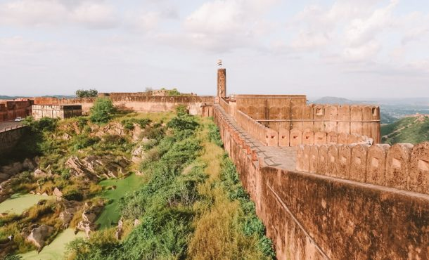 Jaigarh Fort for Jaipur Itinerary 3 days in Jaipur