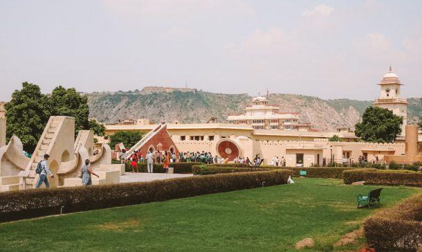 Jantar Mantar Obvervatory for Jaipur Itinerary 3 days in Jaipur