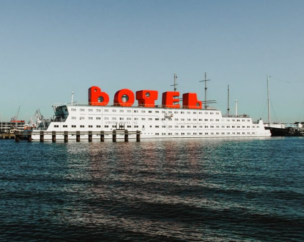 Botel Hotel for cool hotels Amsterdam