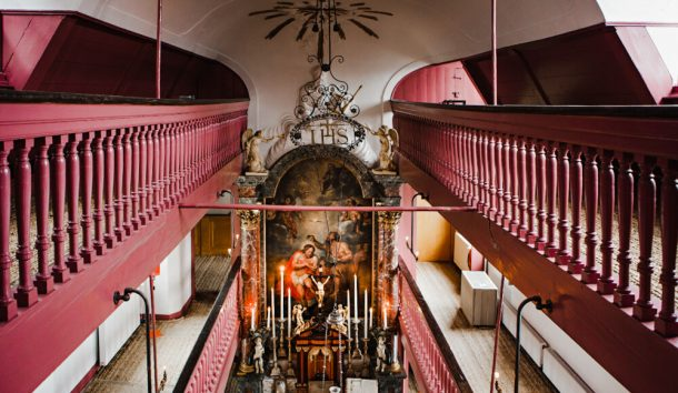 Our Lord in the Attic Museum is an unusual thing to do in Amsterdam